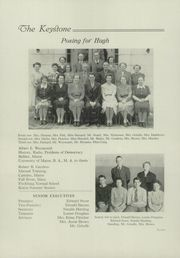 Page 16, 1944 Edition, Crosby High School - Keystone Yearbook (Belfast, ME) online yearbook collection