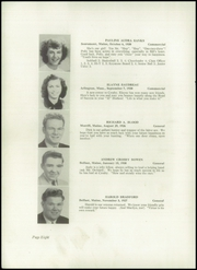 Page 10, 1948 Edition, Crosby High School - Keystone Yearbook (Belfast, ME) online yearbook collection