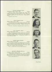 Page 13, 1948 Edition, Crosby High School - Keystone Yearbook (Belfast, ME) online yearbook collection