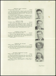 Page 17, 1948 Edition, Crosby High School - Keystone Yearbook (Belfast, ME) online yearbook collection