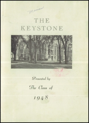 Page 3, 1948 Edition, Crosby High School - Keystone Yearbook (Belfast, ME) online yearbook collection