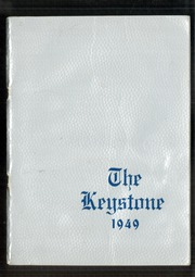 1949 Edition, Crosby High School - Keystone Yearbook (Belfast, ME)