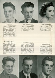 Page 16, 1949 Edition, Crosby High School - Keystone Yearbook (Belfast, ME) online yearbook collection