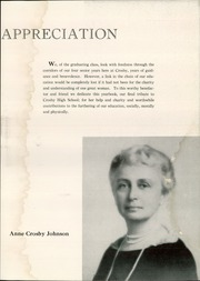 Page 7, 1949 Edition, Crosby High School - Keystone Yearbook (Belfast, ME) online yearbook collection