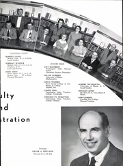 Page 11, 1950 Edition, Crosby High School - Keystone Yearbook (Belfast, ME) online yearbook collection