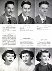 Page 14, 1950 Edition, Crosby High School - Keystone Yearbook (Belfast, ME) online yearbook collection