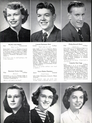 Page 15, 1950 Edition, Crosby High School - Keystone Yearbook (Belfast, ME) online yearbook collection