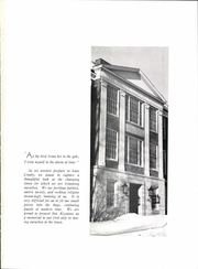 Page 5, 1950 Edition, Crosby High School - Keystone Yearbook (Belfast, ME) online yearbook collection