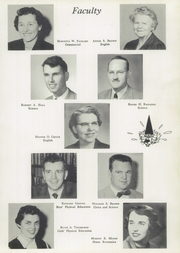 Page 11, 1956 Edition, Crosby High School - Keystone Yearbook (Belfast, ME) online yearbook collection