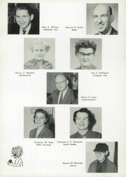 Page 12, 1956 Edition, Crosby High School - Keystone Yearbook (Belfast, ME) online yearbook collection