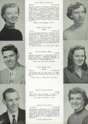 Page 14, 1956 Edition, Crosby High School - Keystone Yearbook (Belfast, ME) online yearbook collection