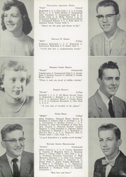Page 15, 1956 Edition, Crosby High School - Keystone Yearbook (Belfast, ME) online yearbook collection