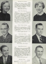 Page 17, 1956 Edition, Crosby High School - Keystone Yearbook (Belfast, ME) online yearbook collection