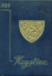1959 Edition, Crosby High School - Keystone Yearbook (Belfast, ME)