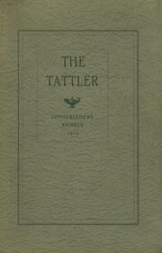 Page 1, 1924 Edition, Rangeley High School - Tattler Yearbook (Rangeley, ME) online yearbook collection