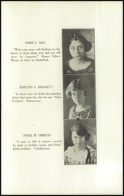 Page 15, 1924 Edition, Rangeley High School - Tattler Yearbook (Rangeley, ME) online yearbook collection