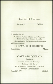 Page 8, 1924 Edition, Rangeley High School - Tattler Yearbook (Rangeley, ME) online yearbook collection