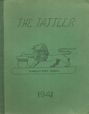 Page 1, 1941 Edition, Rangeley High School - Tattler Yearbook (Rangeley, ME) online yearbook collection
