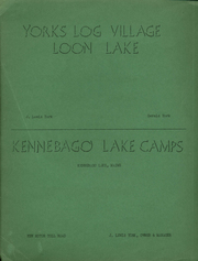 Page 2, 1941 Edition, Rangeley High School - Tattler Yearbook (Rangeley, ME) online yearbook collection