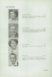 Page 12, 1950 Edition, Rangeley High School - Tattler Yearbook (Rangeley, ME) online yearbook collection