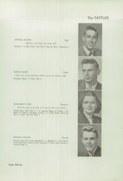Page 13, 1950 Edition, Rangeley High School - Tattler Yearbook (Rangeley, ME) online yearbook collection
