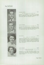Page 14, 1950 Edition, Rangeley High School - Tattler Yearbook (Rangeley, ME) online yearbook collection