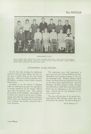 Page 17, 1950 Edition, Rangeley High School - Tattler Yearbook (Rangeley, ME) online yearbook collection