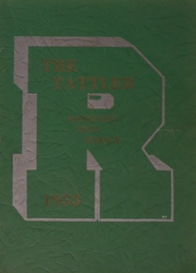 Page 1, 1953 Edition, Rangeley High School - Tattler Yearbook (Rangeley, ME) online yearbook collection