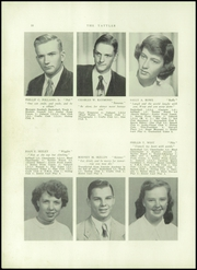 Page 12, 1953 Edition, Rangeley High School - Tattler Yearbook (Rangeley, ME) online yearbook collection