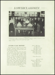 Page 17, 1953 Edition, Rangeley High School - Tattler Yearbook (Rangeley, ME) online yearbook collection