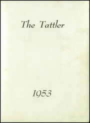 Page 3, 1953 Edition, Rangeley High School - Tattler Yearbook (Rangeley, ME) online yearbook collection