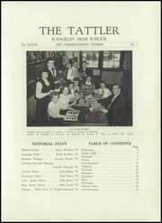 Page 5, 1953 Edition, Rangeley High School - Tattler Yearbook (Rangeley, ME) online yearbook collection