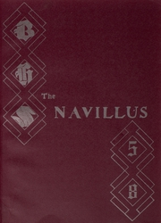 Page 1, 1958 Edition, Berwick High School - Navillus Yearbook (Berwick, ME) online yearbook collection