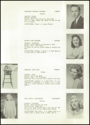 Page 17, 1958 Edition, Berwick High School - Navillus Yearbook (Berwick, ME) online yearbook collection