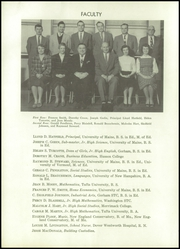 Page 6, 1958 Edition, Berwick High School - Navillus Yearbook (Berwick, ME) online yearbook collection