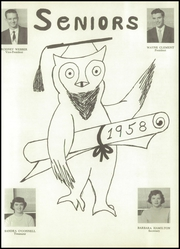 Page 9, 1958 Edition, Berwick High School - Navillus Yearbook (Berwick, ME) online yearbook collection