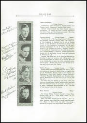 Page 10, 1937 Edition, Newport High School - Live Wire Yearbook (Newport, ME) online yearbook collection