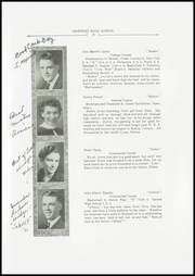 Page 11, 1937 Edition, Newport High School - Live Wire Yearbook (Newport, ME) online yearbook collection