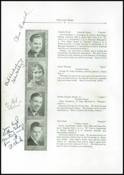 Page 12, 1937 Edition, Newport High School - Live Wire Yearbook (Newport, ME) online yearbook collection