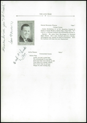 Page 14, 1937 Edition, Newport High School - Live Wire Yearbook (Newport, ME) online yearbook collection