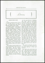 Page 15, 1937 Edition, Newport High School - Live Wire Yearbook (Newport, ME) online yearbook collection