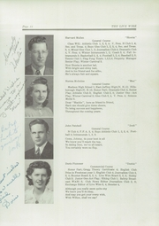 Page 15, 1942 Edition, Newport High School - Live Wire Yearbook (Newport, ME) online yearbook collection