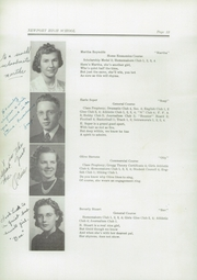 Page 16, 1942 Edition, Newport High School - Live Wire Yearbook (Newport, ME) online yearbook collection