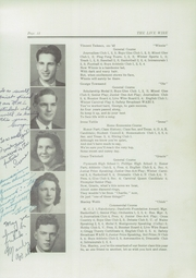 Page 17, 1942 Edition, Newport High School - Live Wire Yearbook (Newport, ME) online yearbook collection