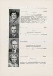 Page 10, 1950 Edition, Newport High School - Live Wire Yearbook (Newport, ME) online yearbook collection