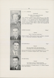 Page 12, 1950 Edition, Newport High School - Live Wire Yearbook (Newport, ME) online yearbook collection