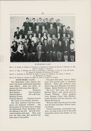 Page 17, 1950 Edition, Newport High School - Live Wire Yearbook (Newport, ME) online yearbook collection