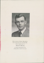 Page 3, 1950 Edition, Newport High School - Live Wire Yearbook (Newport, ME) online yearbook collection
