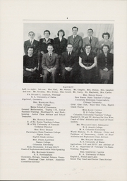 Page 6, 1950 Edition, Newport High School - Live Wire Yearbook (Newport, ME) online yearbook collection