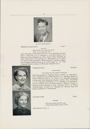 Page 9, 1950 Edition, Newport High School - Live Wire Yearbook (Newport, ME) online yearbook collection